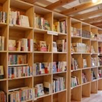 「石巻 まちの本棚」がオープン!