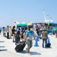 【写真集】伊豆大島ゆったり時間