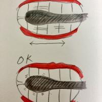 電動歯ブラシの使い方