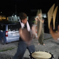 【お囃子の練習スタート】祭りの音色がこの町の空に響く