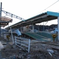 【遺構と記憶】旧・野蒜駅ホームが震災遺構に