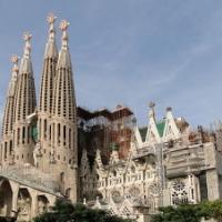 【妄想世界一周 Vol.11】いま世界で最も見たい建築物のひとつ、サグラダ・ファミリア