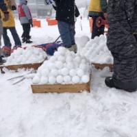 雪合戦をやってみた