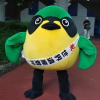 メグロン(母島)- ニッポンしまじま ゆるキャラ図鑑