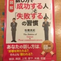 【今週の一冊】 話し方で「成功する人」と「失敗する人」の習慣_松橋良紀