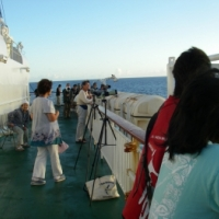 硫黄島に行く。~硫黄3島クルーズ その2~ バードウォッチング【旅レポ】