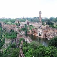 【妄想世界一周 Vol.7】インドでは、アジアで最も大きい城へ☆
