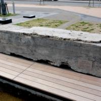 【遺構と記憶】神戸の壁のベンチ