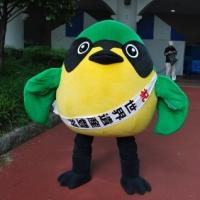 【ニッポンしまじま ゆるキャラ図鑑】 メグロン (小笠原村)