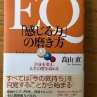【今週の一冊】EQ 「感じる力」の磨き方_高山 直