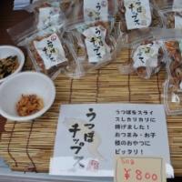 【島のお土産】利島「うつぼチップス」