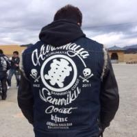 「なんかええわ〜」と言わしめるバイク軍団