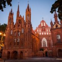 【世界一周の旅 Vol.45】バルト三国のひとつ、リトアニアでビザを取る