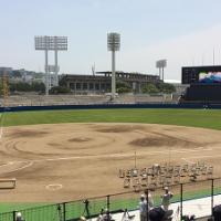 開幕しました!全国高等学校野球選手権静岡大会!