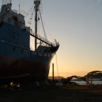海辺の地をゆく「石巻市・鮎川」2012年11月21日
