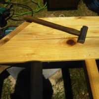 【DIY】 ビニールハウスを作ろう! Part7