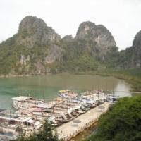 【ベトナム旅行レポート】ハロン湾へジャンプ! ~Vol.9~