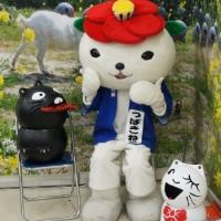 【ニッポンしまじま ゆるキャラ図鑑】 つばきねこ (五島市)