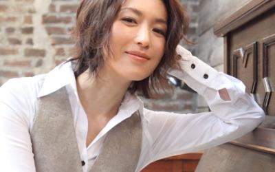 【シリーズ・この人に聞く!第104回】透明感溢れる存在感を放つベテラン女優 若村麻由美さん