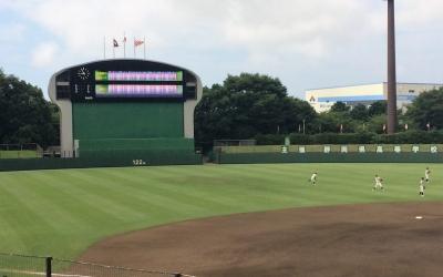 ベスト8決まる!【7月22日】今日の試合結果 ~第99回全国高等学校野球選手権静岡大会