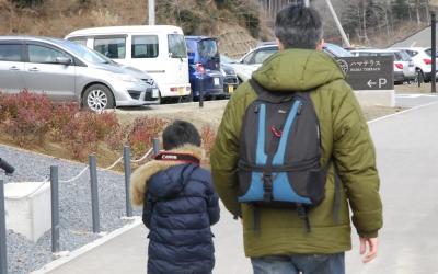 親子、いや孫子ほどの歳の差を超えた友情【復興支援ツアー】