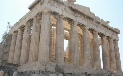 【世界一周の旅 Vol.33】ギリシャを訪れたならば、まずはパルテノン神殿へ