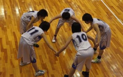 女川中学女子バスケ部の夏