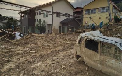 6月は「土砂災害防止月間」です!