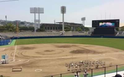 いよいよ開幕!~第98回全国高等学校野球選手権静岡大会