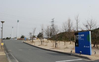 海辺の地をゆく「楢葉町・山田浜周辺」2013年3月7日