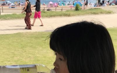 避難ルートを実際に歩いてみました。~熱海・長浜海水浴場編~