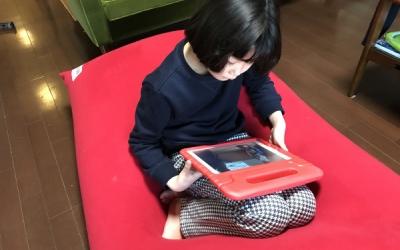 自閉っ子の人生初インフルエンザ ~変身~