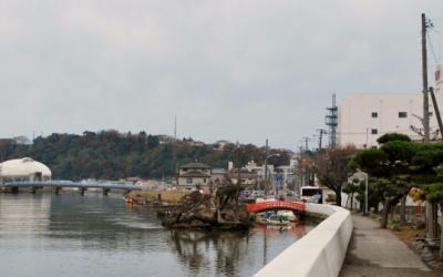 海辺の地をゆく「石巻市・巻石」2012年11月17日