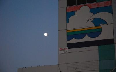陸前高田の月が見ている