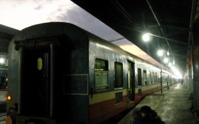 【ベトナム旅行レポート】ベトナムの長距離寝台列車 ~Vol.3~