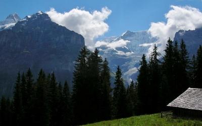 【世界一周の旅 Vol.42】夢にまで見ていたスイスでのトレッキングは……