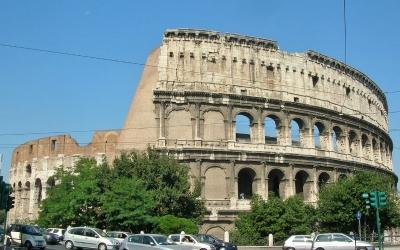 【世界一周の旅 Vol.39】古代遺跡と現代建築が同居する街、ローマ