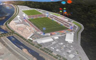 【ラグビーの聖地・釜石】スタジアム予定地は盛り上がってるか~