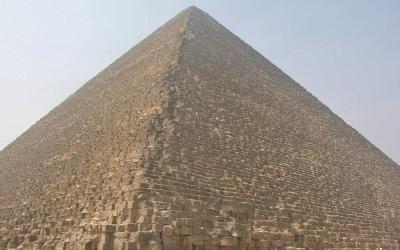 【世界一周の旅 Vol.26】エジプト文明発祥の地でピラミッドを見る☆