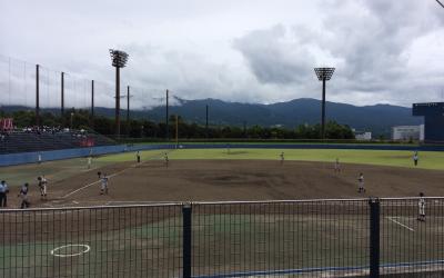【観戦記】 加藤学園対富士市立 ~第69回静岡県秋季高校野球東部大会3回戦