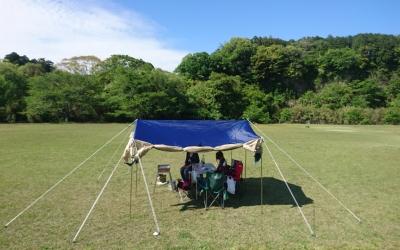 レッツ キャンプ!!