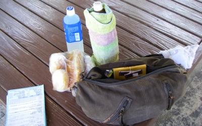 2008年9月、2度と歩けなくなるジニービーチへの道【旅レポ】
