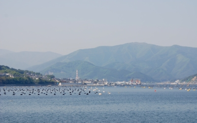 大船渡は海の町