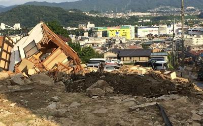 土砂災害が急増する6月。これから秋にかけては、特に大雨に対する警戒が必要な季節