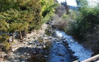 海辺の地をゆく「女川町・清水」2013年1月31日