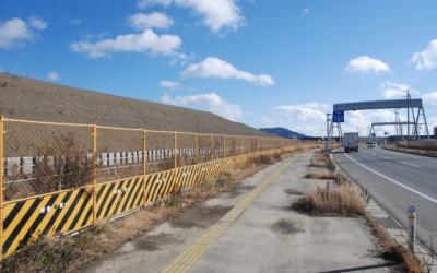 「ちょっと寂しさも」陸前高田のコンベア解体
