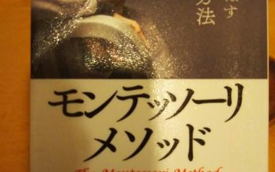 【書籍】 子どもの才能を伸ばす最高の方法モンテッソーリ・メソッド_掘田はるな