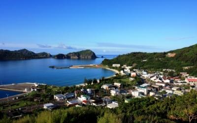 おがさわら丸入港日。島は島でてんやわんや!【旅レポ】