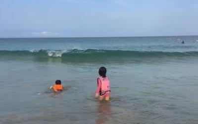 子供の安全を考える_海水浴