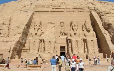 【世界一周の旅 Vol.28】救われた人類の遺産、アブ・シンベル神殿